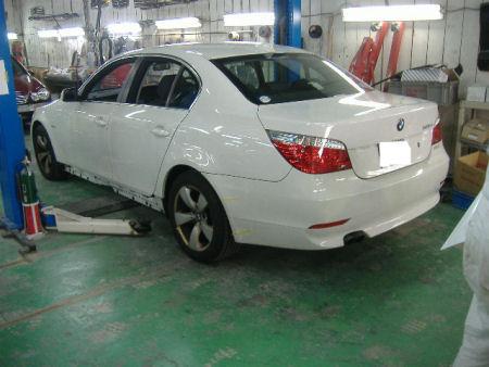 BMW 5シリーズ(E60)
