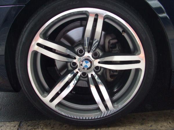 アルミポリッシュ修理 BMW M6